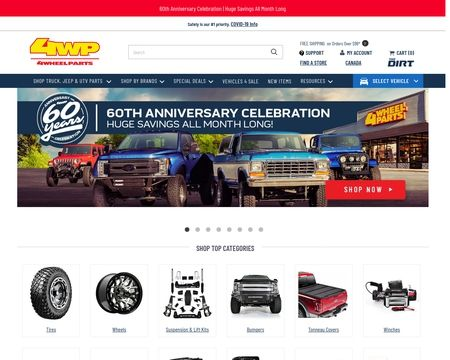 4wheelparts reviews 22 reviews of 4wheelparts com sitejabber reviews of 4wheelparts com