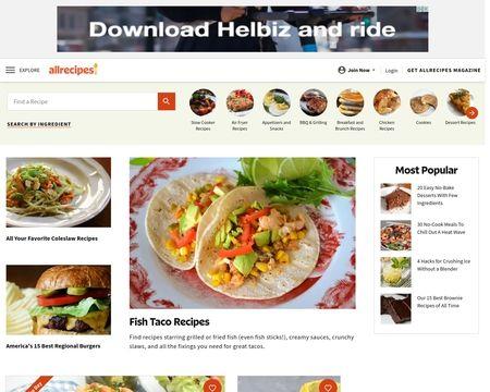 Allrecipes Reviews 194 Reviews Of Allrecipes Com Sitejabber