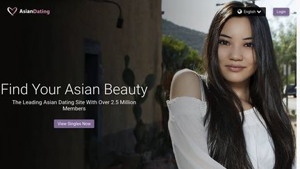 Www asiandating com login