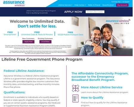 Assurance Wireless Reviews 156 Reviews Of Assurancewireless Com