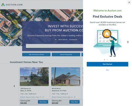 Auction Com Reviews 388 Reviews Of Auction Com Sitejabber