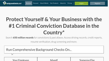 Backgroundchecks Reviews 1 Review Of Backgroundchecks Com