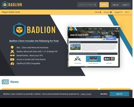 Badlion Net Reviews 1 Review Of Badlion Net Sitejabber