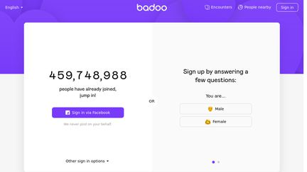 Is badoo a safe site