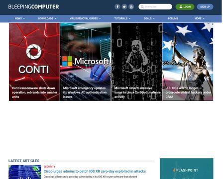 Bleeping Computer Reviews 17 Reviews Of Bleepingcomputer Com Sitejabber