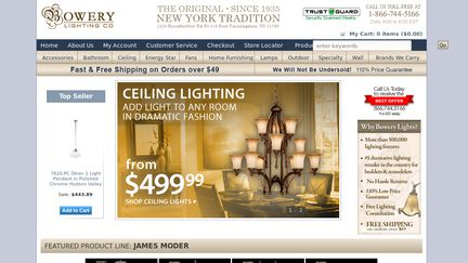bowerylights reviews 4 reviews of bowerylights com sitejabber