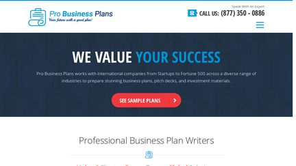 pro business plans reviews 10 reviews of business plans com