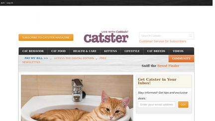 627a8c362a Catster Reviews - 5 Reviews of Catster.com