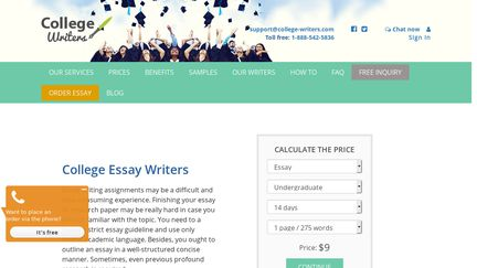 The Yellow Wallpaper Character Analysis Essay Collegeessaywriters Reviews   Reviews Of Collegewriterscom  Sitejabber Comparison Contrast Essay Example Paper also What Is An Essay Thesis Collegeessaywriters Reviews   Reviews Of Collegewriterscom  Essay On Science And Technology