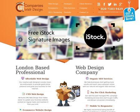 Companies Web Design Reviews 1 Review Of Companieswebdesign Co Uk Sitejabber