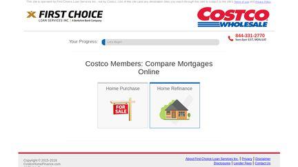 Costco Home Finance Reviews 456 Reviews Of Costcohomefinance Com