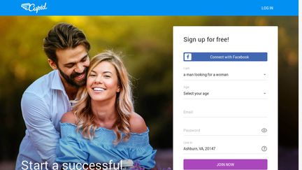 Ask cupid dating site