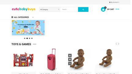 CuteBabyBuy Reviews - 26 Reviews of Cutebabybuy.com  67414836a