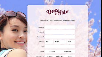 Date In Asia Sign In