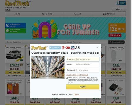 Dealdash Reviews 4 097 Reviews Of Dealdash Com Sitejabber