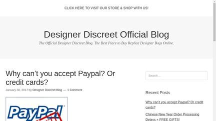 31f5e8821314 Designer-Discreet.ru Reviews - 249 Reviews of Designer-discreet.cn    Sitejabber