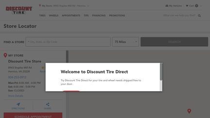 Discounttire Reviews 23 Reviews Of Discounttire Com Sitejabber