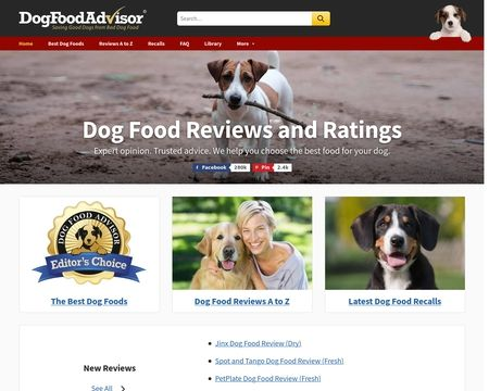 Dogfoodadvisor Reviews 15 Reviews Of Dogfoodadvisor Com Sitejabber