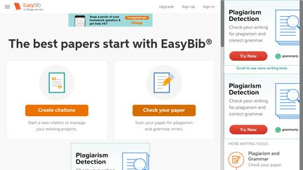 easybib reviews reviews of easybib com sitejabber