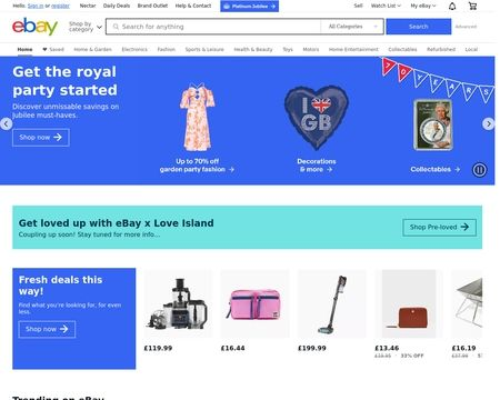 Ebay Uk Reviews 105 Reviews Of Ebay Co Uk Sitejabber