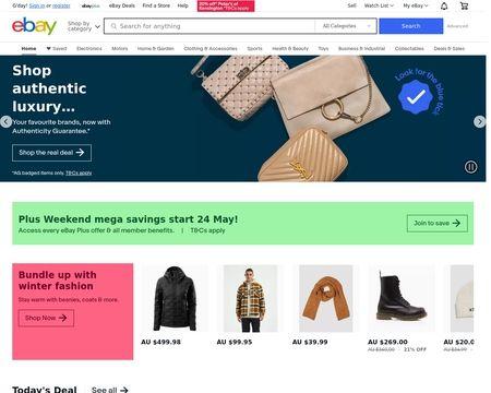 Ebay Com Au Reviews 38 Reviews Of Ebay Com Au Sitejabber