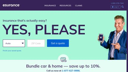 Esurance Quote Pleasing Esurance Reviews  1 Review Of Esurance  Sitejabber
