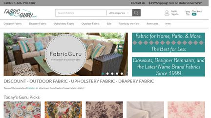 Fabric guru discount coupon