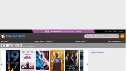 Fandango Reviews - 591 Reviews of Fandango.com | SiteJabber