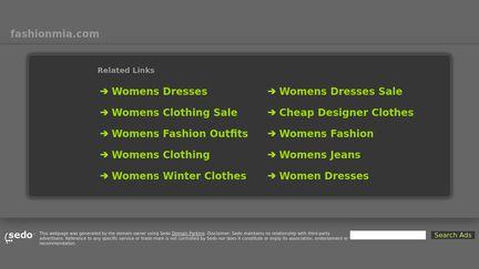 FashionMia Reviews  2,944 Reviews of Fashionmia.com