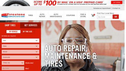 Firestone Complete Auto Care Reviews 4 Reviews Of
