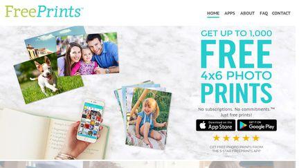 freeprintsnow reviews 1 review of freeprintsnowcom sitejabber - 1000 Free Prints