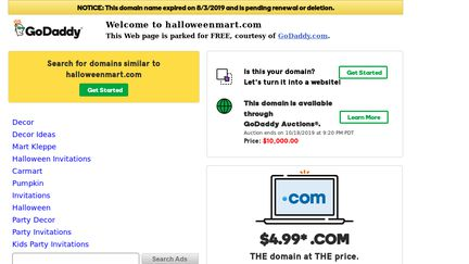 halloweenmart reviews 3 reviews of halloweenmartcom sitejabber - Halloween Mart Coupon Code