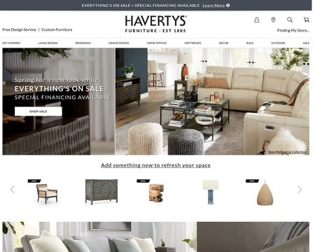 Havertys Furniture Review