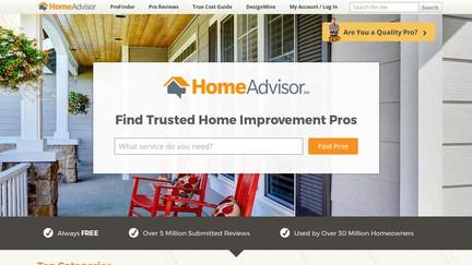 Homeadvisor Reviews 522 Reviews Of Homeadvisor Com Sitejabber