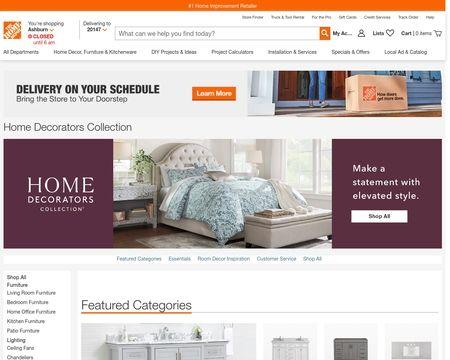Homedecorators Reviews 83 Reviews Of Homedecorators Com Sitejabber