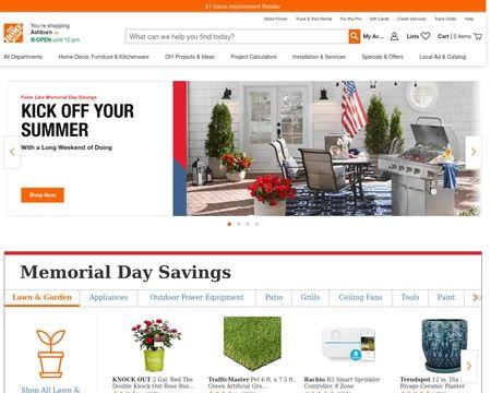 Home Depot Reviews 1 537 Reviews Of Homedepot Com Sitejabber