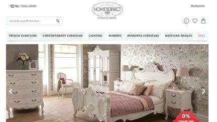 Furniture direct 365 Mirrored Furniture Rafael Martinez Homesdirect365 Reviews Reviews Of Homesdirect365couk Sitejabber