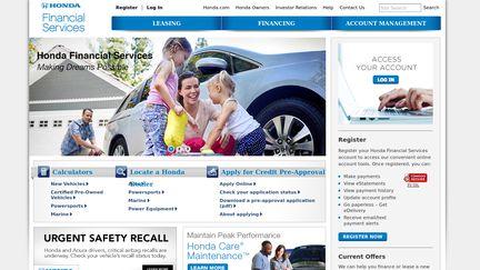 Honda Financial Services Reviews   8 Reviews Of Hondafinancialservices.com