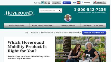 Hoveround Reviews 105 Reviews Of Hoveround Com Sitejabber