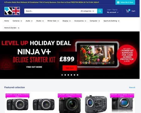 Preston Media Reviews - 13 Reviews of Hpreston.co.uk | Sitejabber