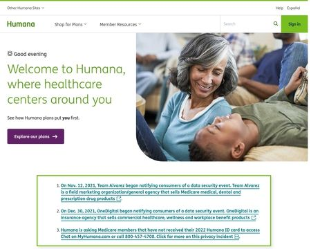 Humana Reviews 14 Reviews Of Humana Com Sitejabber