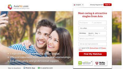 Adult asian site web