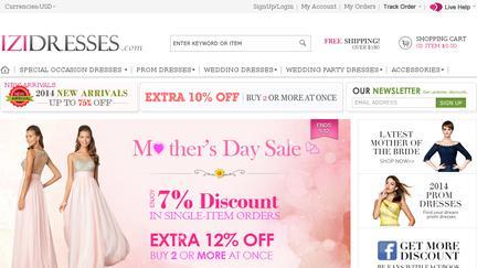 75e51fb850 IziDresses Reviews - 533 Reviews of Izidresses.com