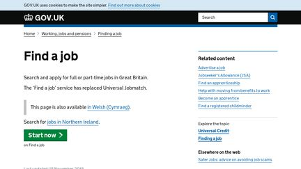 Jobs gov direct