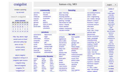 Craigslist org kansascity