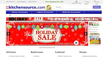 Kitchensource Reviews - 1 Review of Kitchensource.com | Sitejabber