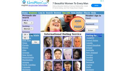 Lavaplace dating site