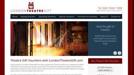 Londontheatregift Reviews - 2 Reviews of Londontheatregift.com   Sitejabber