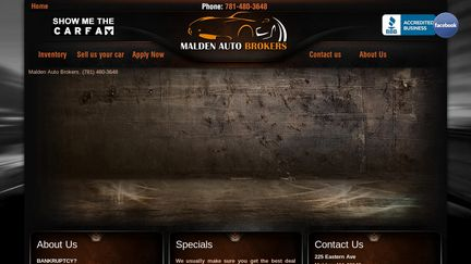 Malden Auto Brokers >> Malden Auto Brokers Reviews 1 Review Of Maldenautobrokers