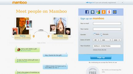 Mamboo com dating site